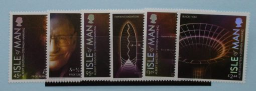 Isle of Man Stamps, 2016, SG2135-2140, Mint 3