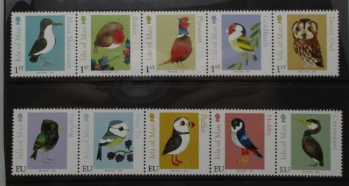 Isle of Man Stamps, 2016, SG2086-2095, Mint 3