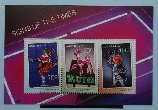 Australia Stamps, 2015, MS4422, Mint 3