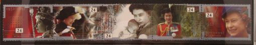 Great Britain Stamps, 1992, SG1602a, Used 3