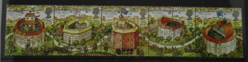 Great Britain Stamps, 1995, SG1882a, Used 3