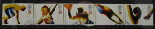 Great Britain Stamps, 1996, SG1930a, Used 3