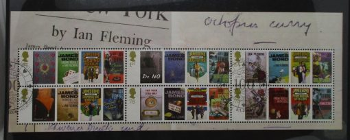 Great Britain Stamps, 2008, MS2803, Used 3