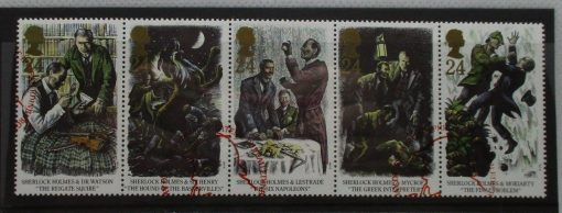 Great Britain Stamps, 1993, SG1784a, Used 3
