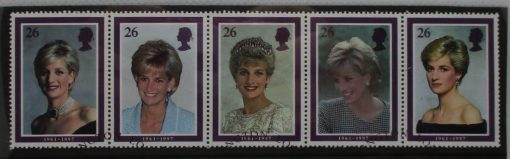 Great Britain Stamps, 1998, SG2021a, Used 3