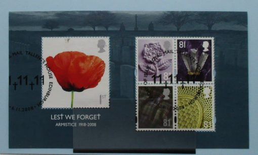 Great Britain Stamps, 2008, MS2886, Used 3