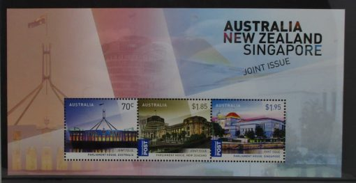 Australia Stamps, 2015, MS4410, Mint 3