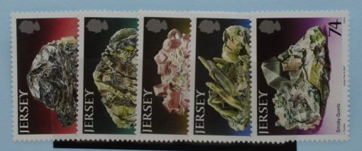 Jersey Stamps, 2007, SG1294-1298, Mint 3