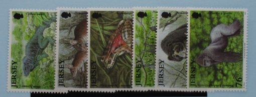 Jersey Stamps, 2009, SG1421-1426, Mint 3