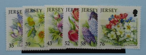 Jersey Stamps, 2009, SG1427-1432, Mint 3