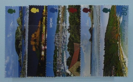 Jersey Stamps, 2009, SG1458-1463, Mint 3