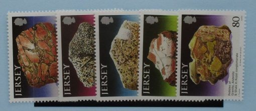 Jersey Stamps, 2010, SG1490-1494, Mint 3