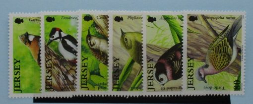 Jersey Stamps, 2010, SG1495-1500, Mint 3