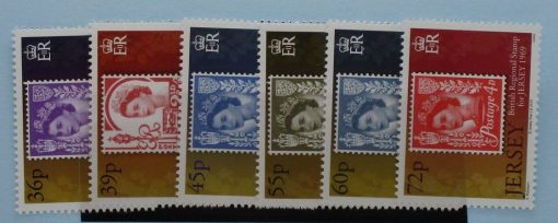 Jersey Stamps, 2010, SG1511-1516, Mint 3