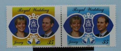 Jersey Stamps, 1999, SG903a, Mint 3