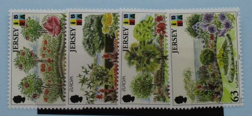Jersey Stamps, 1999, SG899-902, Mint 3