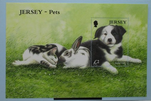 Jersey Stamps, 2003, MS1117, Mint 3