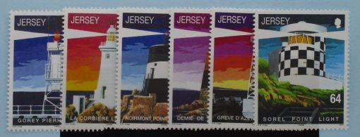 Jersey Stamps, 1999, SG917-922, Mint 3