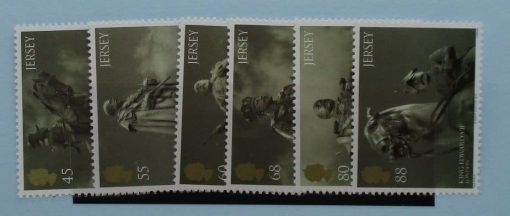 Jersey Stamps, 2013, SG1719-1724, Mint 3