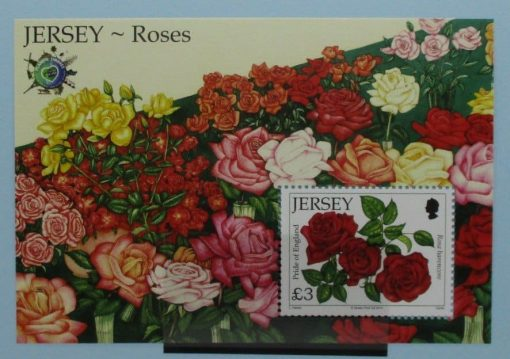 Jersey Stamps, 2010, MS1524a, Mint 3