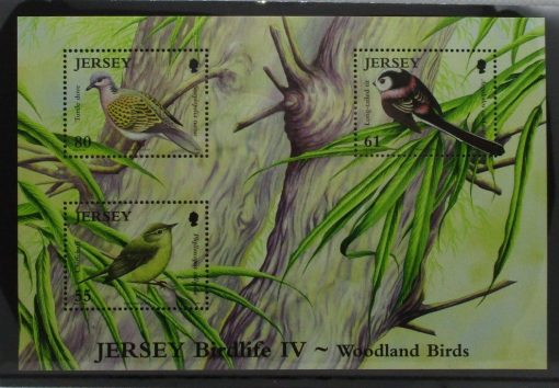 Jersey Stamps, 2010, MS1502, Mint 3