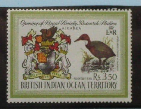 British Indian Ocean Territory Stamps, 1971, SG40, Mint 3