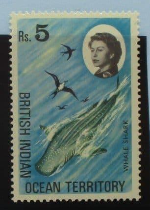 British Indian Ocean Territory Stamps, 1968, SG29, Mint 3