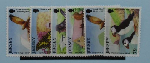 Jersey Stamps, 2011, SG1599-1604, Mint 3