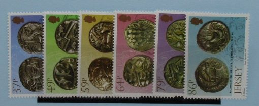 Jersey Stamps, 2011, SG1605-1610, Mint 3