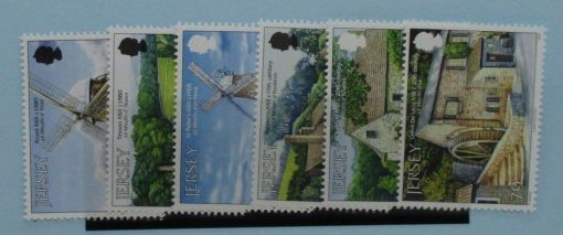 Jersey Stamps, 2011, SG1618-1623, Mint 3