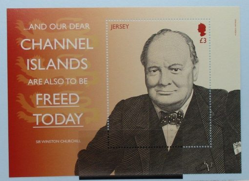 Jersey Stamps, 2015, MS1947, Mint 3