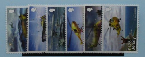 Jersey Stamps, 2016, SG2027-2032, Mint 3