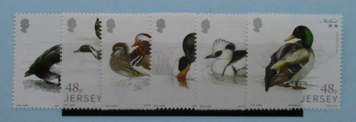 Jersey Stamps, 2016, SG2095-2100, Mint 3