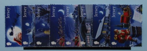 Jersey Stamps, 2016, SG2117-2124, Mint 3