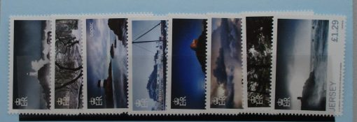 Jersey Stamps, 2016, SG2109-2116, Mint 3