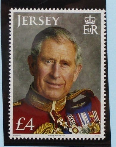 Jersey Stamps, 2013, SG1796, Mint 3