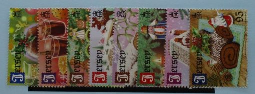 Jersey Stamps, 2013, SG1799-1806, Mint 3