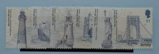 Jersey Stamps, 2014, SG1868-1873, Mint 3