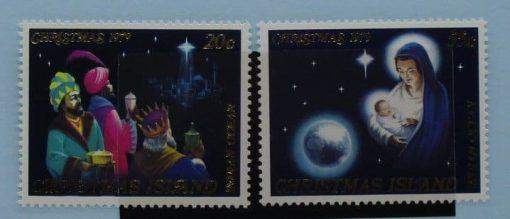 Christmas Island Stamps, 1979, SG118-119, Mint 3