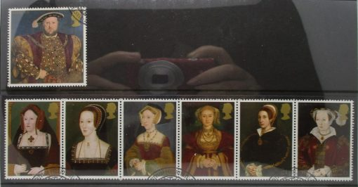 Great Britain Stamps, 1997, SG1965, SG1966a, Used 3