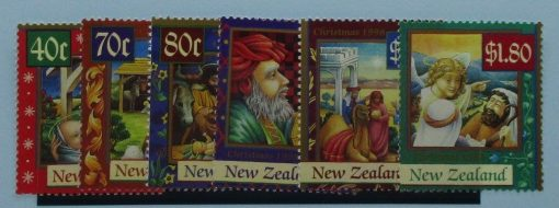 New Zealand Stamps, 1998, SG2189-2194, Mint 3