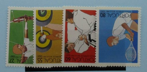 Portugal Stamps, 1988, SG2114-2117, Mint 2