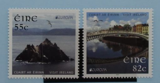 Ireland Stamps, 2012, SG2117-2118, Mint 3