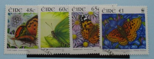 Ireland Stamps, 2005, SG1740-1743, Used 3