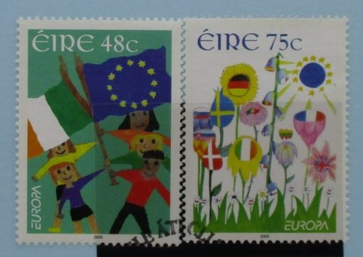 Ireland Stamps, 2006, SG1782-1783, Used 3