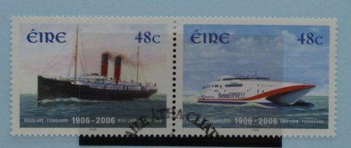 Ireland Stamps, 2006, SG1790a, Used 3