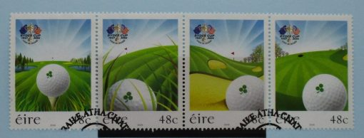 Ireland Stamps, 2006, SG1795a, Used 3