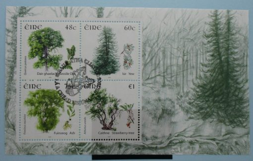 Ireland Stamps, 2006, MS1779, Used 3