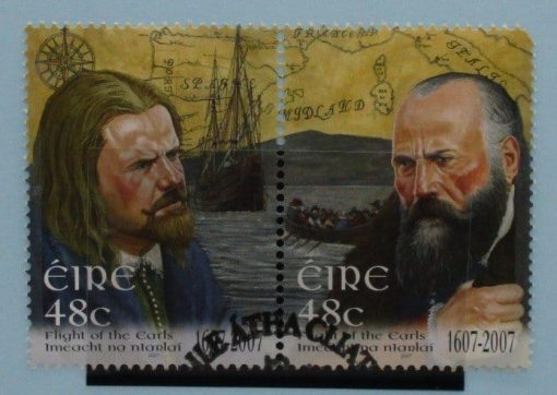 Ireland Stamps, 2007, SG1831a, Used 3