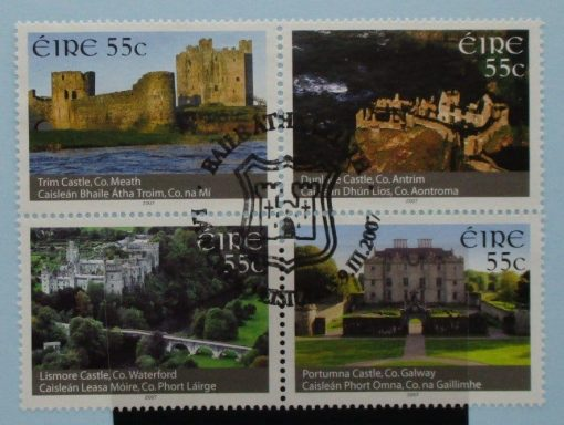 Ireland Stamps, 2007, SG1834a, Used 3